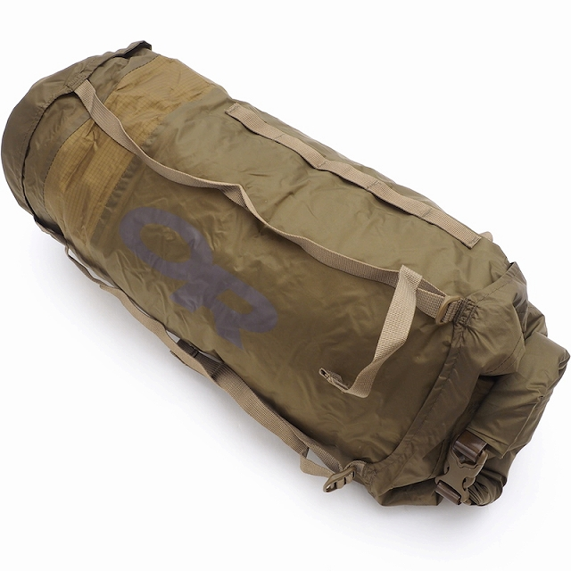 Outdoor Research(アウトドアリサーチ)Airpurge Dry Compression Sack 15L Coyote
