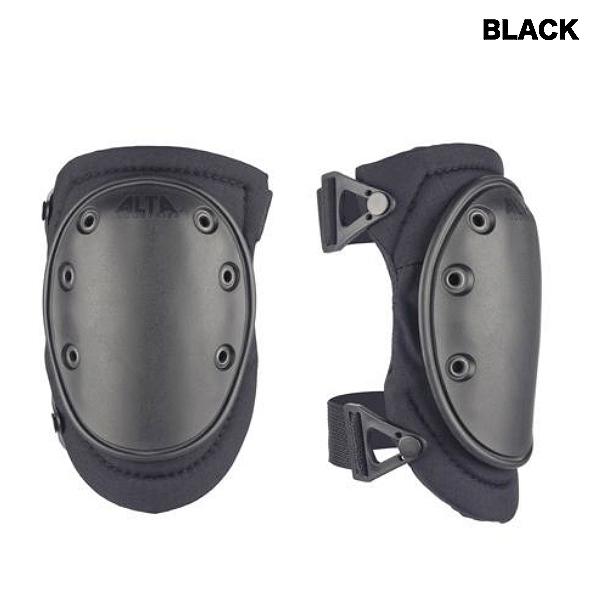 ALTA(アルタ)AltaFLEX ニーパッド [AltaLok][Black、Coyote、OD]アルタフレックス ニーパッド アルタロック [EMT][DMAT][ラバーキャップ+Corduraナイロン][ミルスペック][膝当て/ひざあて]