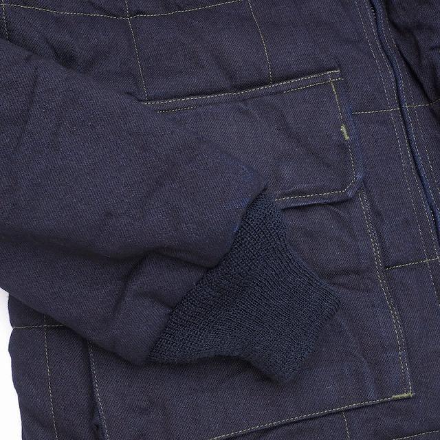 【クリアランスSALE】【MISTER FREEDOM/ミスターフリーダム】12.4oz. Denim x Camo Quilted Jacket [SC13432]【送料無料】