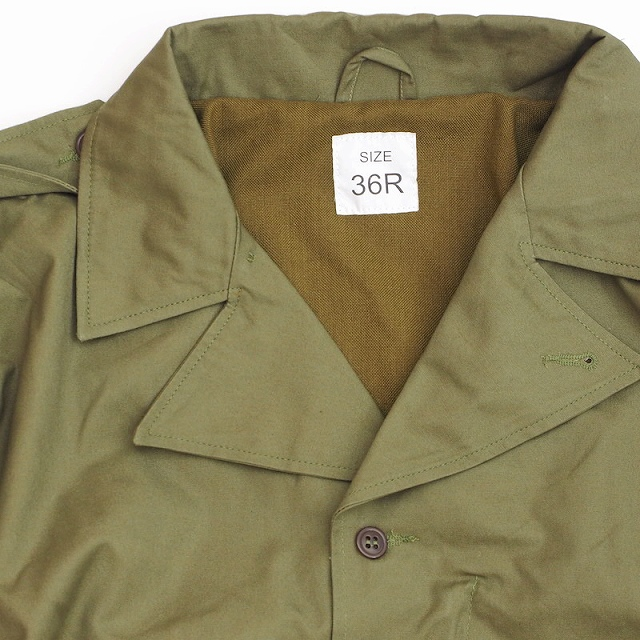 SESSLER(セスラー) M-41 Field Jacket Khaki【中田商店】