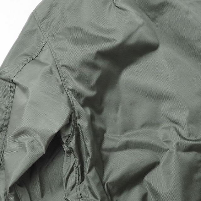 HOUSTON(ヒューストン)CWU-36P 2nd MOVIE MODEL Sage サマーフライト ジャケット セージ [ノーメックス スタイル] [ネームパッチセット]【送料無料】