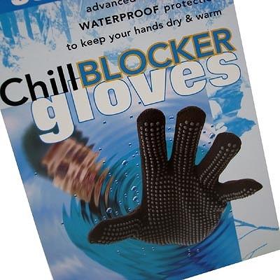 【クリアランスSALE】SealSkinz(シールスキンズ)Chill Blocker チル ブロッカー 防寒防水グローブ ブラック