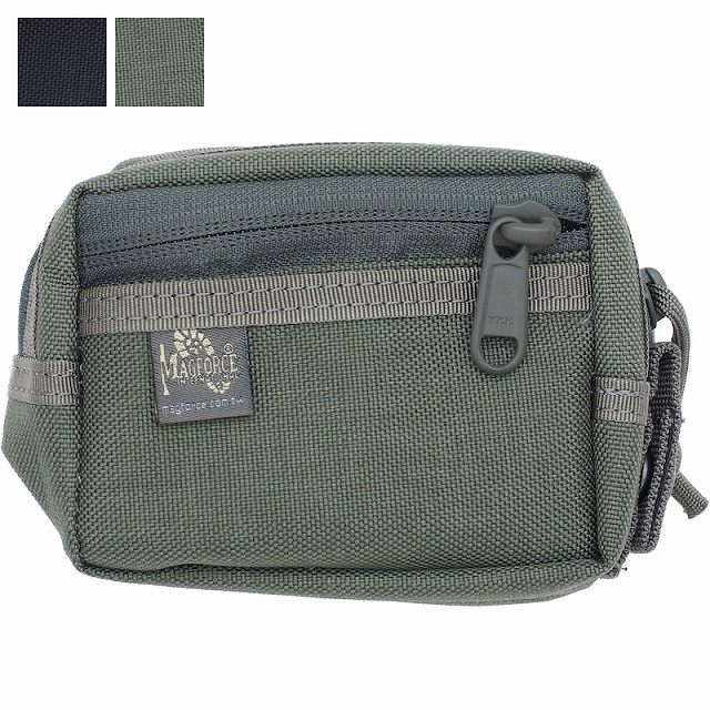MAGFORCE(マグフォース)4inch Horizontal Waistpack [MF-0213][2色]