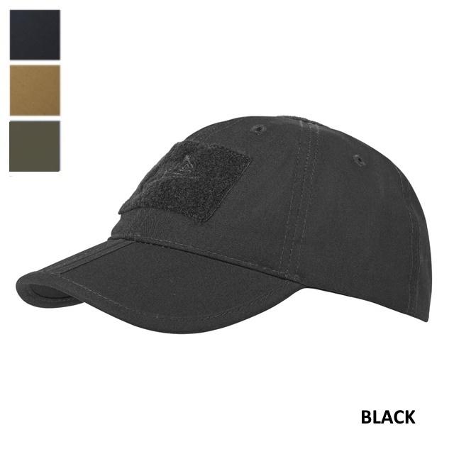 HELIKON-TEX(ヘリコンテックス) BASEBALL FOLDING CAP [4色]【中田商店】