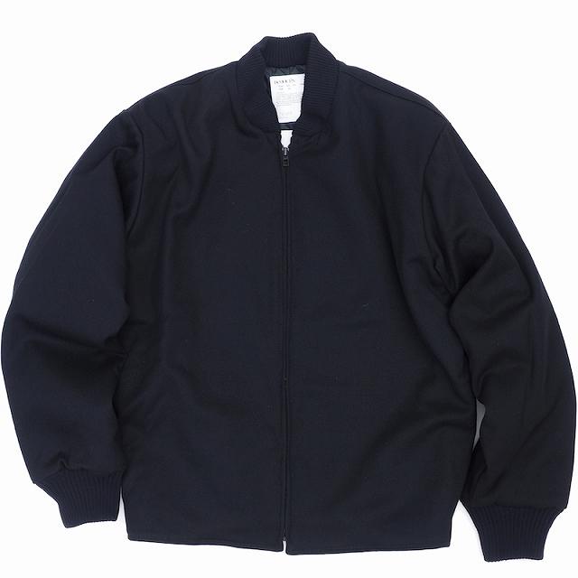 【クリアランスSALE】DeMoulin(デムーラン) Duty Jacket [BLACK][WOOL 100%][U.S.MADE]
