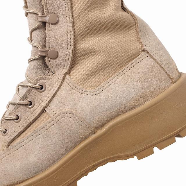 US(米軍放出品)ALTAMA テンプレートウェザーコンバットブーツ [Tan][GORE-TEX][Army Temperate Weather Combat Boot]