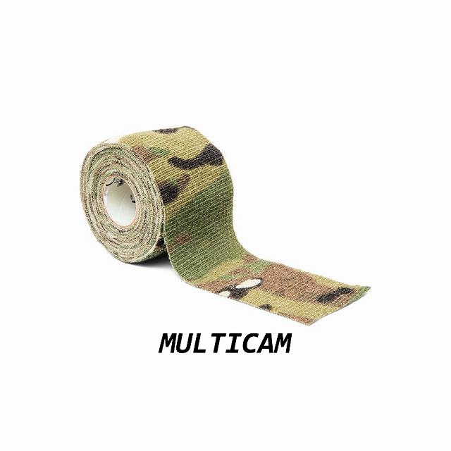 McNETT(マクネット)カモフォーム [自粘着/伸縮性素材][米軍採用品][ミリタリー系カモ5色][Camo Form]