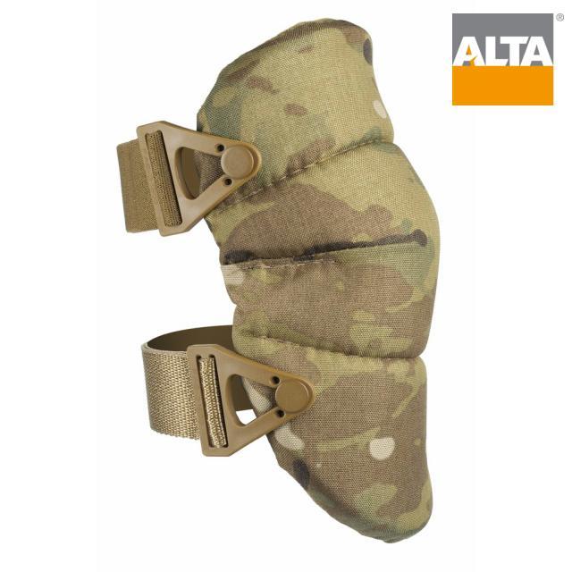 ALTA(アルタ)AltaSOFT AltaLOK MultiCam アルタソフト ニーパッド マルチカム アルタロック [軽量キャップレス][ノイズ コントロール仕様]