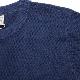 BUZZ RICKSON'S (バズリクソン)Thermal Shirt Long Sleeve Navy