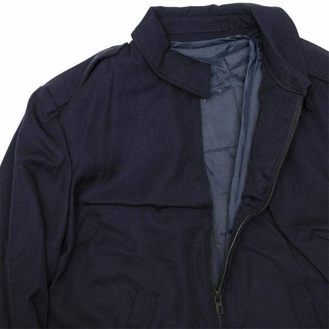 US(米軍放出品)Lightweight Woman's Jacket Removable Liner Dark Navy [女性用]
