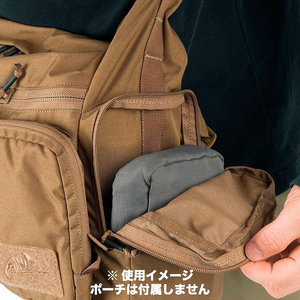 Helikon-Tex (ヘリコンテックス) WOMBAT Mk2 Shoulder Bag [ウォンバットマーク2 ショルダーバッグ]【中田商店】