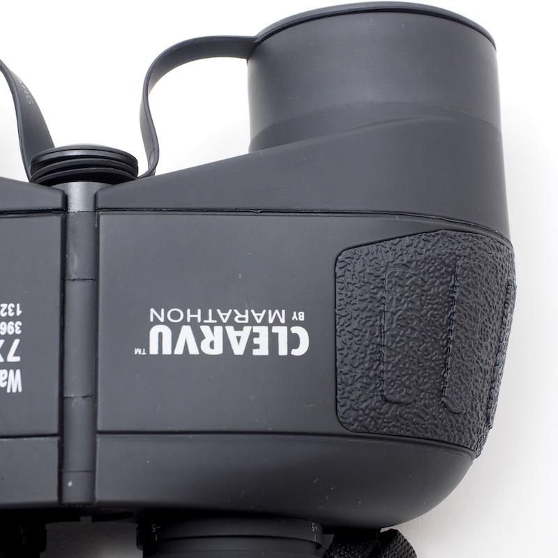 MARATHON(マラソン)CLEARVU 防水 双眼鏡 7x50 Waterproof Binocular