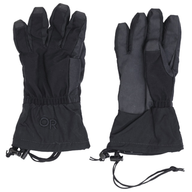 US(米軍放出品)OR Tactical Carson Gloves Black カーソングローブ [GORE-TEX][Made in USA]