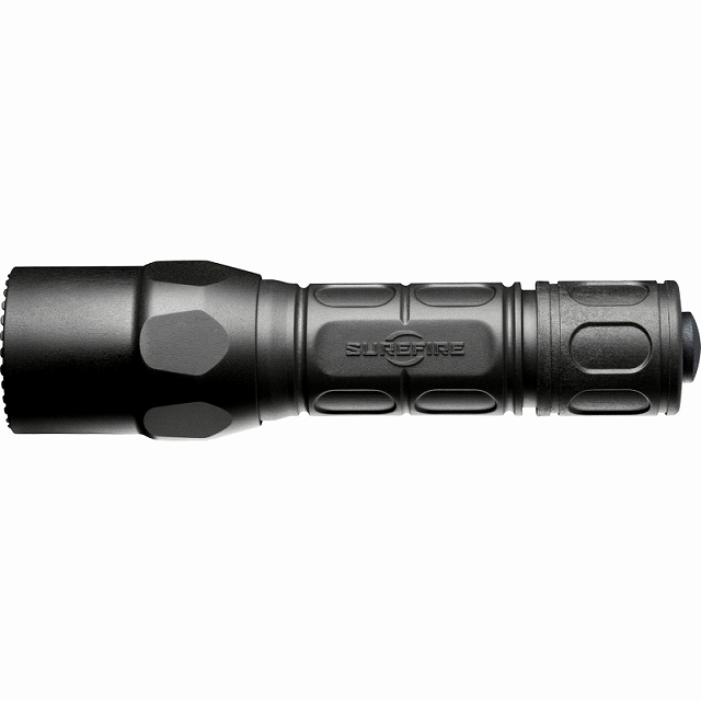 SUREFIRE(シュアファイア)G2X Tactical シングル アウトプット [G2X-C][600ルーメン][Black]