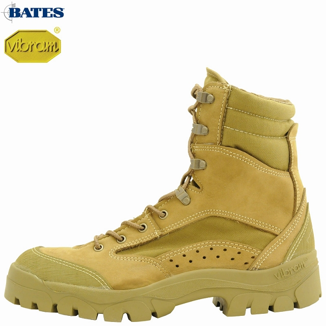 BATES(ベイツ)[3612][イレギュラー特価] Mountain Combat Hiker マウンテンコンバットハイカー [Hot Weather][Vibram]【中田商店】【送料無料】