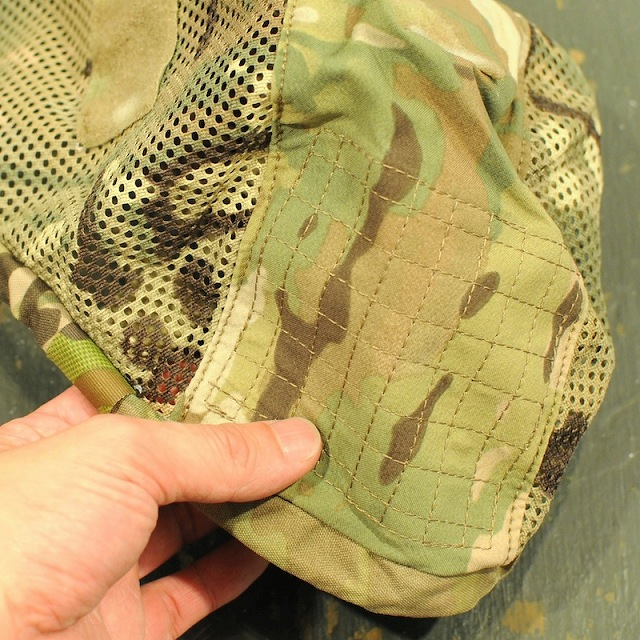 【クリアランスSALE】First Spear(ファーストスピア)ACH/MICH ハイブリットヘルメットカバー [OCP MultiCam]