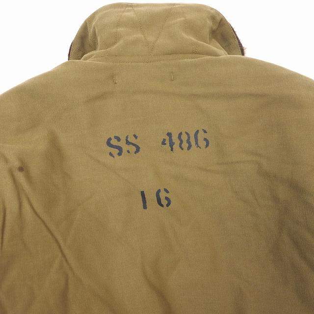 SESSLER(セスラー)TYPE N-1 デッキジャケット [OD] [パッチ付]