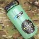 Nalgene(ナルゲン)広口 1.0L Tritan [1リットル広口ボトル][グローボトル][ブラックキャップ]