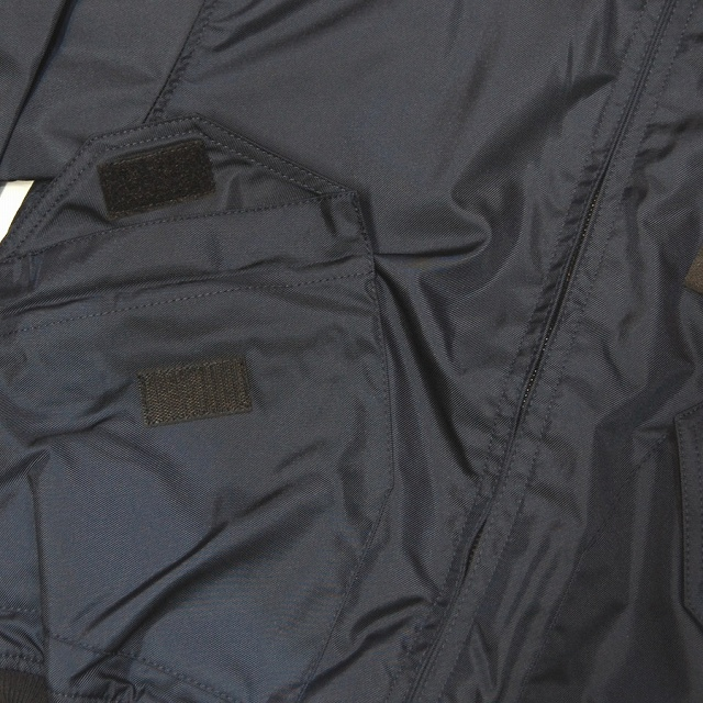 HOUSTON(ヒューストン) CWU-36/P フライトジャケット ノーメックス スタイル ネイビー【送料無料】