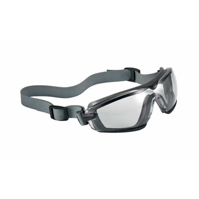 bolle Safety(ボレー セーフティ)COBRA TPR ネオプレーンバンド仕様 セーフティゴーグル [レンズカラークリア][コブラ]