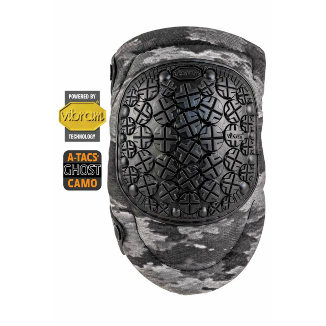 ALTA(アルタ)AltaFLEX 360 AltaLok ニーパッド [A-TACS Ghost][Vibram製ラバーカップ]