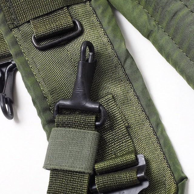 US(米軍放出品)LC-1 Y型サスペンダー [OD][Y-Suspender][Alice装備]