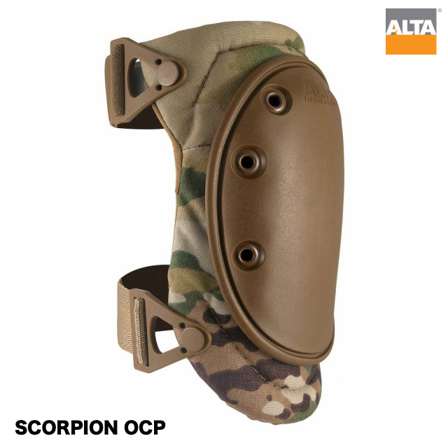 ALTA(アルタ)AltaFLEX AltaLok ニーパッド [Scorpion OCP][ラバーキャップ][Cordura]