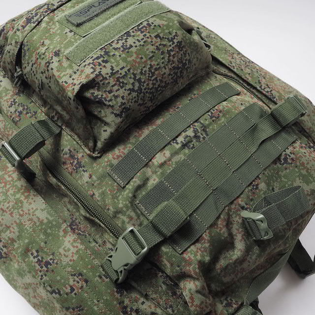 SPLAV(スプラフ)Paratrooper M Backpack [Digital Flora Camo][Olive][パラトルーパーバックパック]