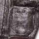 MORGAN MEMPHIS BELLE(モーガン メンフィスベル)TYPE M422 米海軍パッチ付 フライトジャケット ゴートスキン ブラウン [1940's REPLICA][MG-536-P]