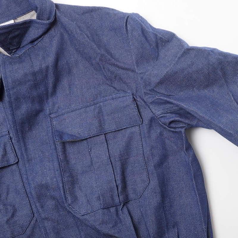 ワールドサープラス イタリア海軍デニムジャケット [未使用品]