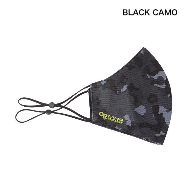 Outdoor Research(アウトドアリサーチ)フェイスマスクキット [Black Camo、Naval Blue Camo、Snow Camo][Face Mask Kit]
