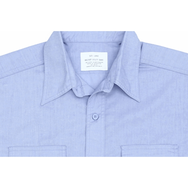 SESSLER(セスラー)ミリタリーシャツ【中田商店】