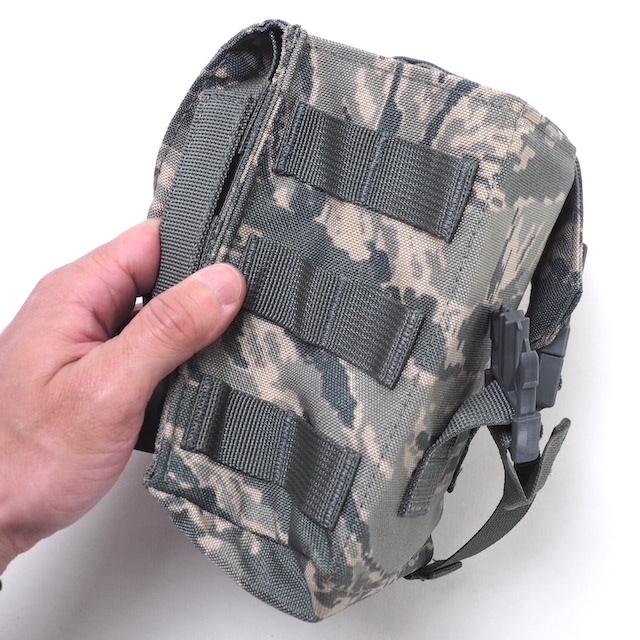US(米軍放出品)DFLCS 200 Round SAW Utility Pouch [ABU][200ラウンドSAWユーティリティーポーチ]