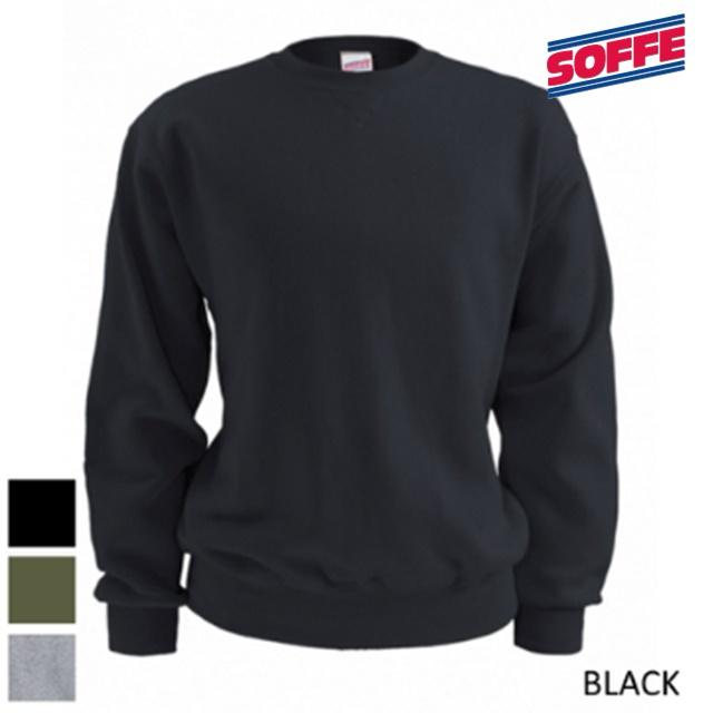 SOFFE(ソフィー)CLASSIC CREW SWEATSHIRT[9300][3色]