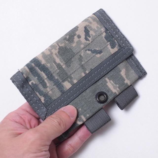 US(米軍放出品)DFLCS LATEX Gloves Pouch [ABU][ラテックスグローブポーチ]