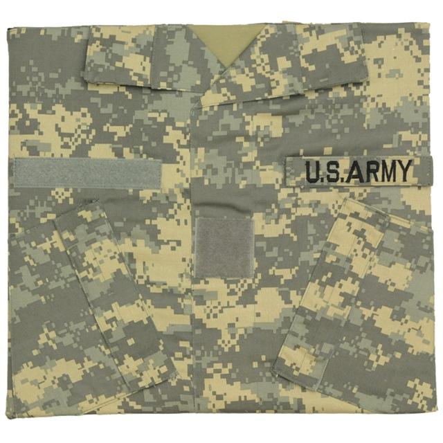 MILITARY(ミリタリー)UNIFORMED フォトアルバム US ARMY [UCP ACU]