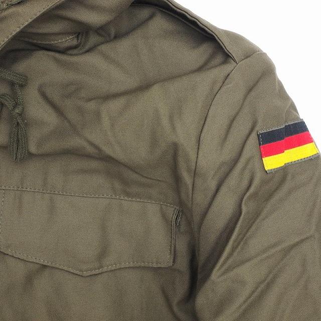 MIL-TEC(ミルテック) ドイツ軍 フィールドパーカ [レプリカ]
