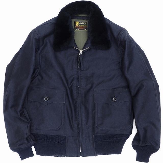 【クリアランスSALE】BUZZ RICKSON'S(バズリクソン)AVIATION ASSOCIATES JUNGLE CLOTH G-1 [BR13584]