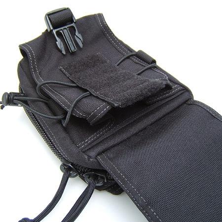MAGFORCE(マグフォース)M-5 Waistpack Black [MF-0315]