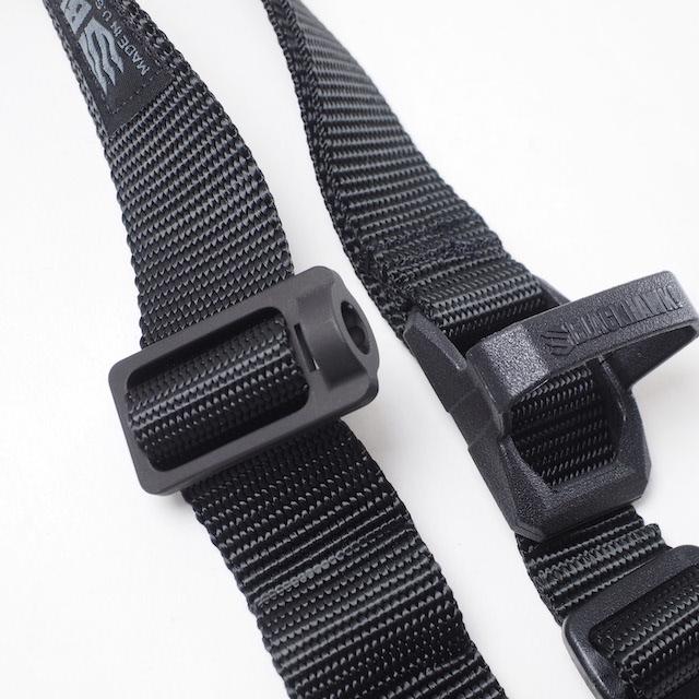 BLACKHAWK(ブラックホーク)Multipoint Sling Free Ends Slick [Black][マルチポイントスリング]