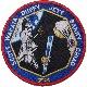 【ミリタリーパッチ】STS-72 スペースシャトル・エンデバー NASA ミッションパッチ