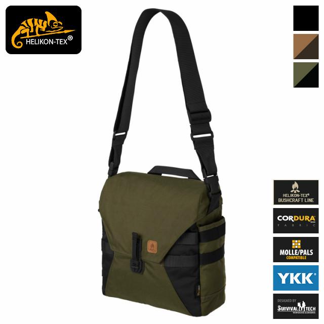 Helikon-Tex(ヘリコンテックス)Bushcraft Haversack Bag [3色] ブッシュクラフト ハバーサックバッグ