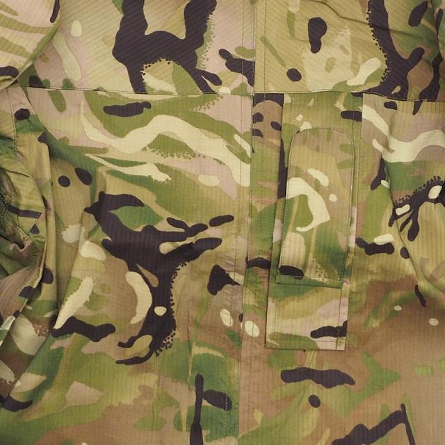 ワールドサープラス イギリス軍 軽量防水ジャケット [MTP]