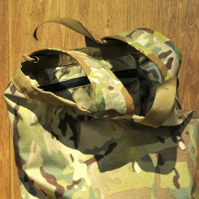MYSTERY RANCH(ミステリーランチ)Booty Bag [Multicam]{MADE IN USA} ブーティーバッグ マルチカム【送料無料】