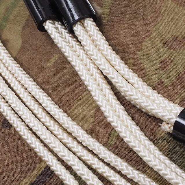 US(米軍放出品)ピストルランヤード White