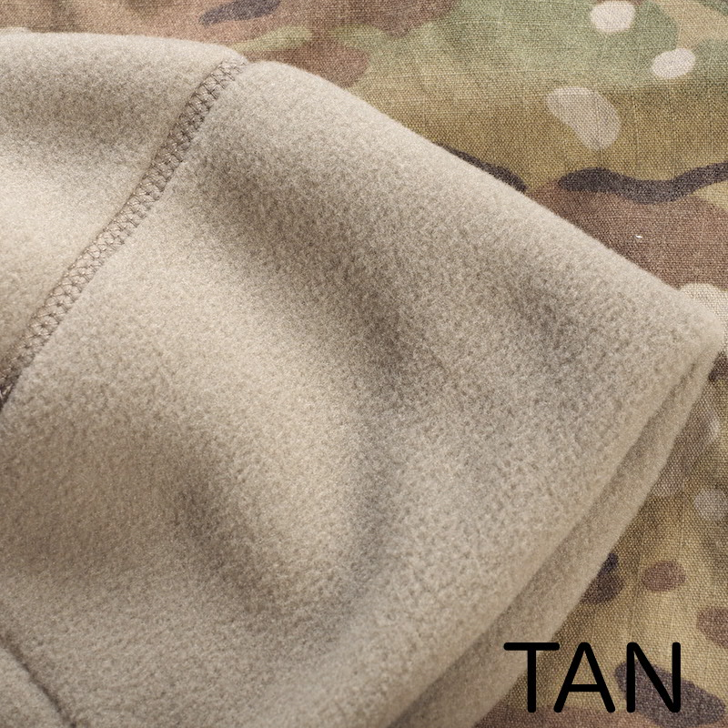 MILITARY (ミリタリー)  PT Fleece Beanie Cap [Made In U.S.A][3色][新品]