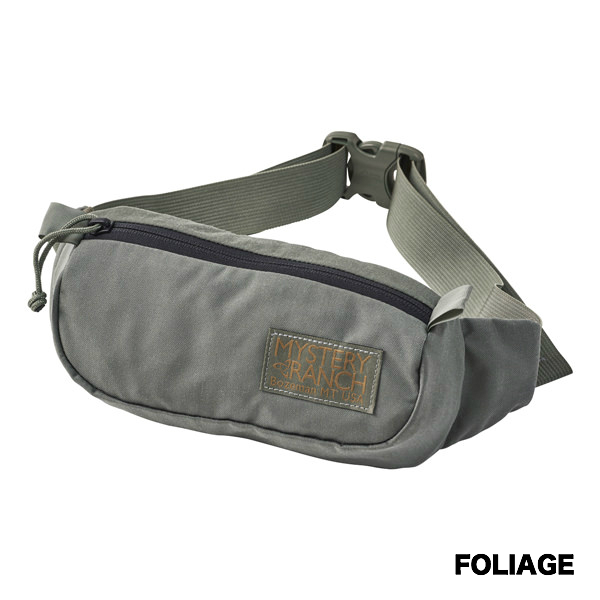 MYSTERY RANCH(ミステリーランチ)Forager Hip Sack [MADE IN USA][Black、Coyote、Foliage][フォーリッジャーヒップサック]