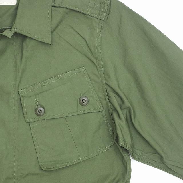 SESSLER(セスラー)初期型 ベトナム ジャングル ファティーグ ジャケット OD 【中田商店】