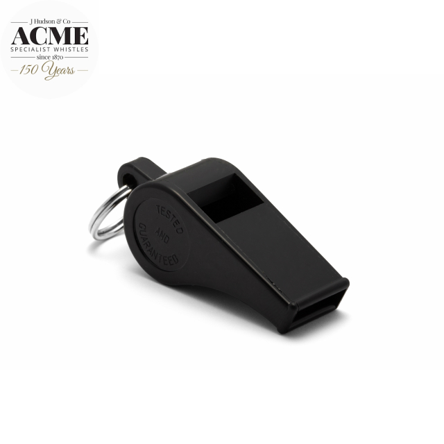 ACME(アクメ)Thunderer Whistle [AC-660BLK]