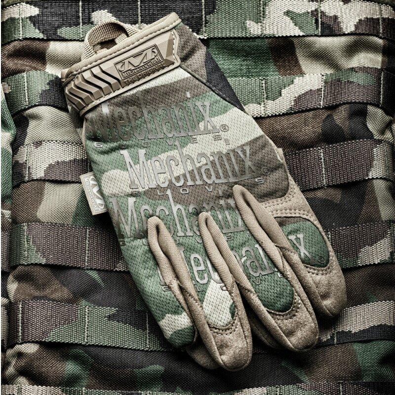 Mechanix Wear(メカニクスウェア)The Original Glove [Black、Covert、Coyote、Wolf Grey、Woodland]